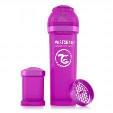Бутылочка twistshake 330 мл. фиолетовая