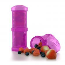 Контейнер для смеси twistshake фиолетовый
