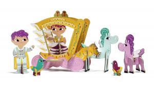 Фигурки из 3d набор принцесса ирис