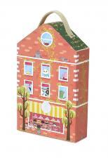 Упаковка набора krooom кроличья пекарня