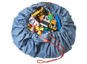 Мешок для хранения игрушек play-and-go classic джинсы