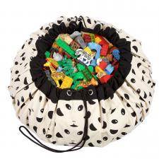 Мешок для хранения игрушек play-and-go designer панда