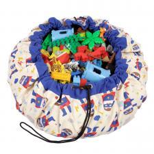 Мешок для хранения игрушек play-and-go designer cупергерой