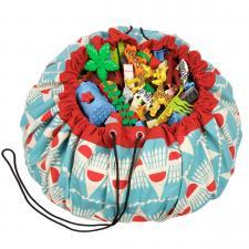 Мешок для хранения игрушек play-and-go designer бадминтон