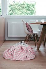 Мешок play-and-go print розовый бриллиант на полу