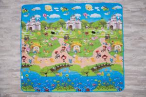 коврик babypol забавный лабиринт 5мм на пол