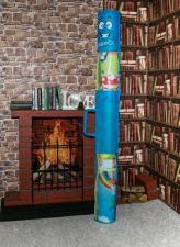 Коврик babypol забавный лабиринт 10мм в чехле