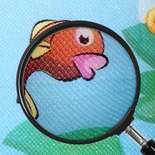 Коврик babypol подводный мир
