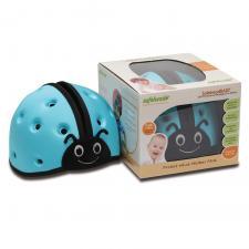 Шапка-шлем safeheadbaby  синий в упаковке