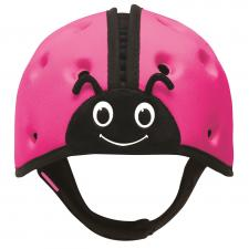 Шапка-шлем safeheadbaby розовый