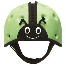 Шапка-шлем safeheadbaby зелёный