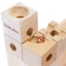 Деревянный конструктор qubidoo 15702