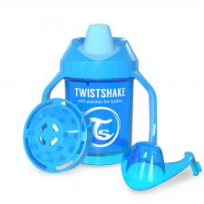Синий twistshake mini cup 230 мл.