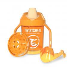 Оранжевый twistshake mini cup 230 мл.