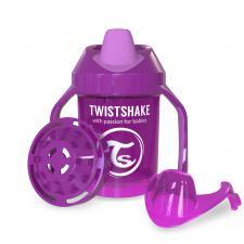 Фиолетовый twistshake mini cup 230 мл.