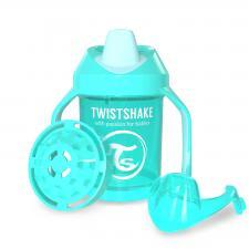 Бирюзовый twistshake mini cup 230 мл.