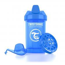 Синий поильник twistshake crawler cup 300 мл.