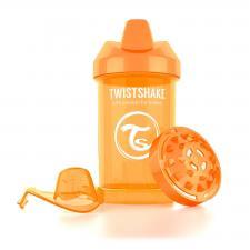 Оранжевый поильник twistshake crawler cup 300 мл.