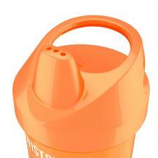 Оранжевый поильник Twistshake возраст 8м+