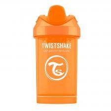 Оранжевый twistshake crawler cup 300 мл.
