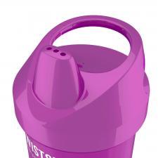Фиолетовый поильник Twistshake возраст 8м+