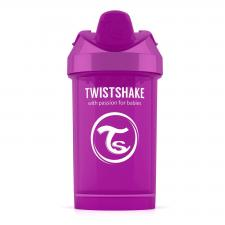 Фиолетовый twistshake crawler cup 300 мл.
