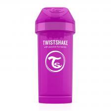 Фиолетовый twistshake kid cup 360 мл.
