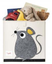 Коробка с игрушками 3sprouts мышка 00041