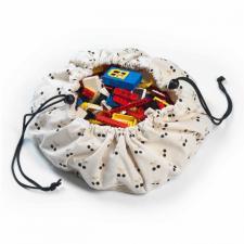 Хранения игрушек playandgo принт вишенка