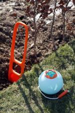 Ведёрко ballo на траве