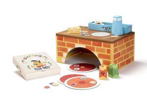 krooom набор вечеринка с пиццей