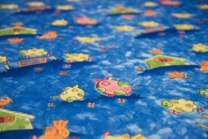 легко моющийся коврик