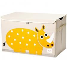 сундук для хранения игрушек 3sprouts носорог