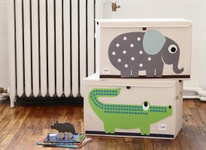 сундук для хранения вещей 3sprouts носорог