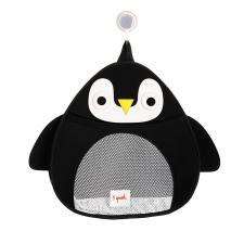 органайзер для ванной 3 sprouts пингвин